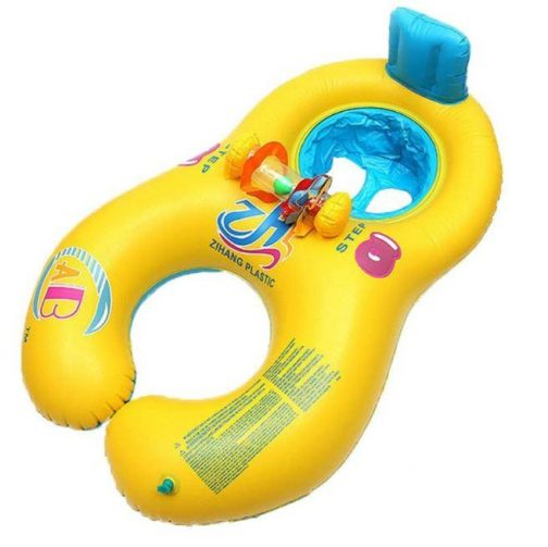 Mommy and Me Pool Float