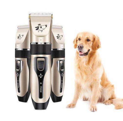 Noise-free design Pet hair clipper
