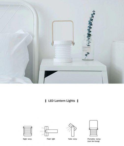LED Foldable Lantern