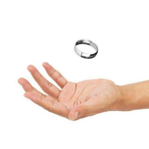 Magic Props Floating Ring Magic Trick
