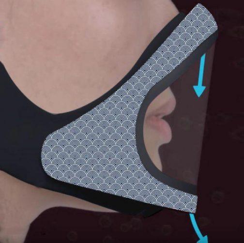 Reusable Smart Mask