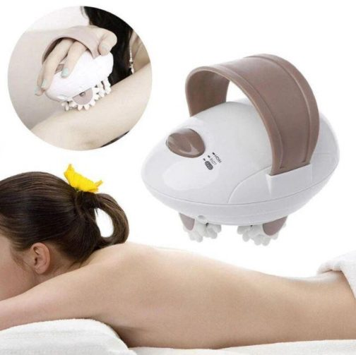 3D Roller Body Shaping Massager