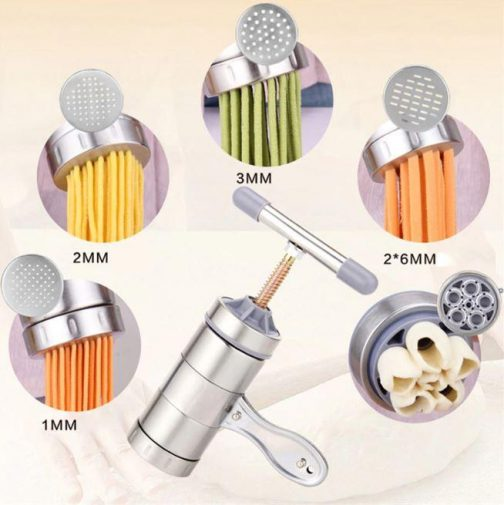 Manual Pasta And Noodle Maker