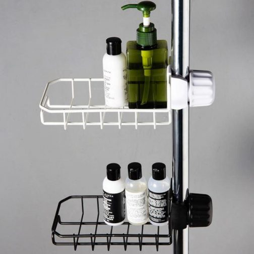 Sink Basin Rotational Rack