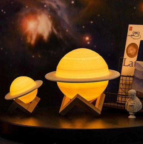 Saturn Lamp