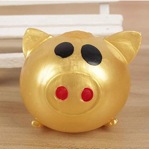 Squishy Pig Splat Ball