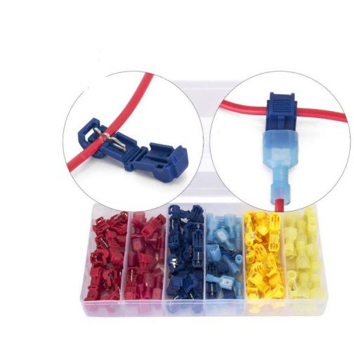 T-Tap Wire Connectors Kit (2020 Upgraded Version)