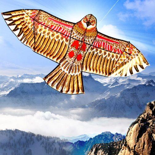 Flat Eagle Kite