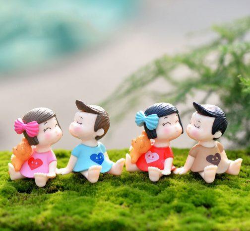 Mini Chair Miniatures Fairy Garden Ornaments