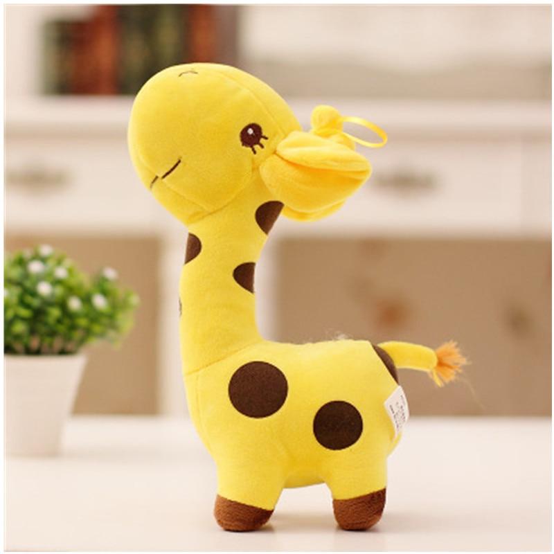 Cute Plush Giraffe