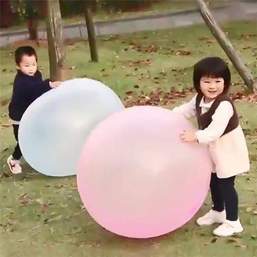 Magic Bubble Ball