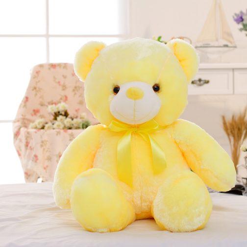 Creative Light Up LED Teddy Bear
