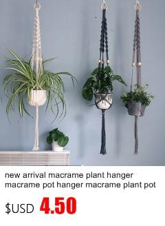 Handmade Plant Pot Hanger