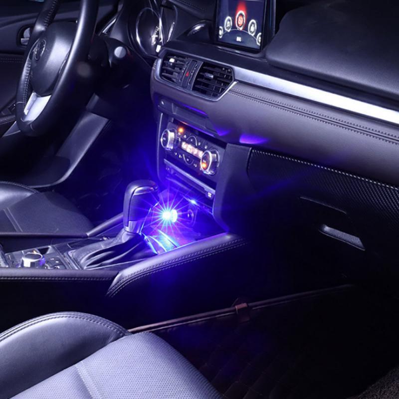 Multiple Modes Automotive Interior Light Car Lights
