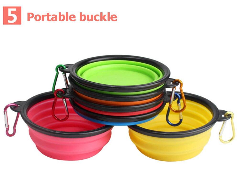 Travel Pet Bowls