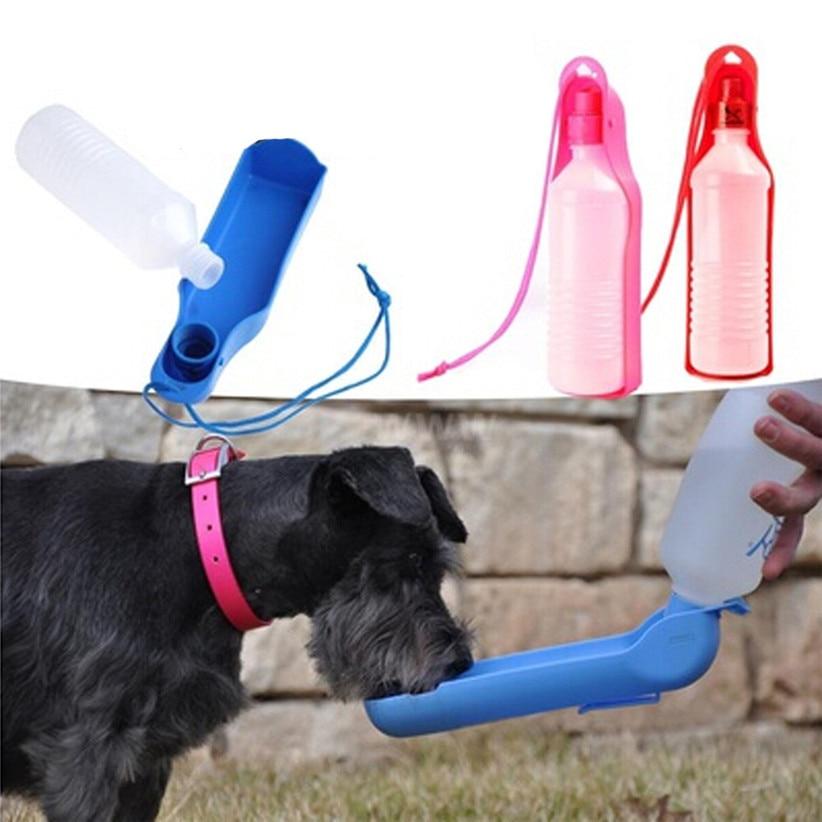 Portable Travel Pet Water Bottle