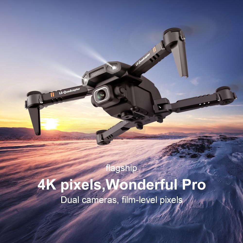 Mini RC Drone XT6 4K 1080P HD
