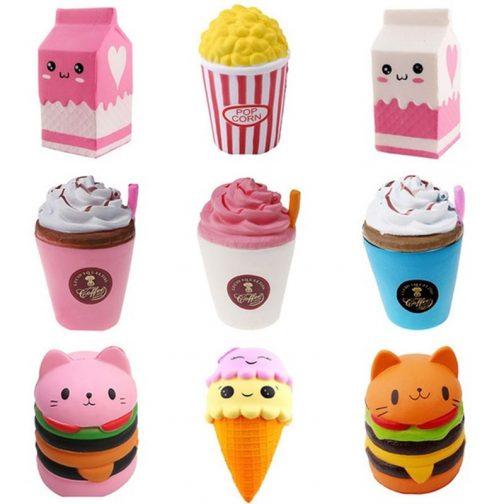 Jumbo Cute Squishy Toy