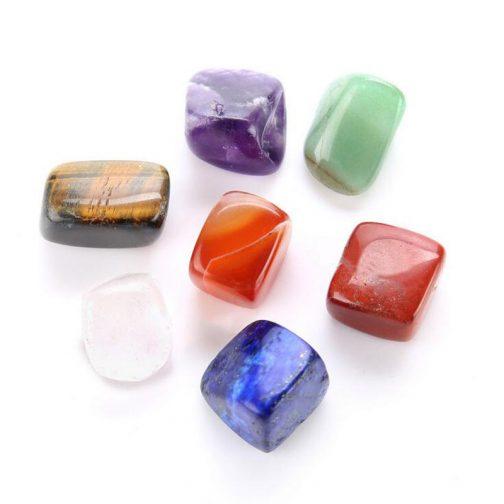 Seven Chakra Stones