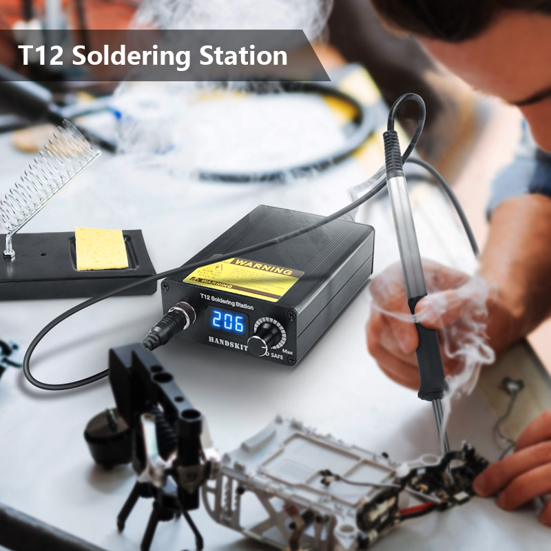 Infrared Soldering Station