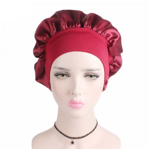 Women's Satin Hair Care Bonnet