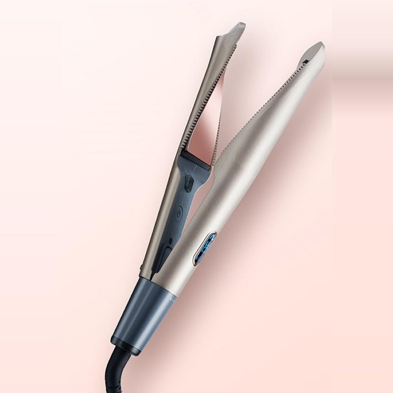 2 in 1 Flat Irons Ceramic Hair Curler