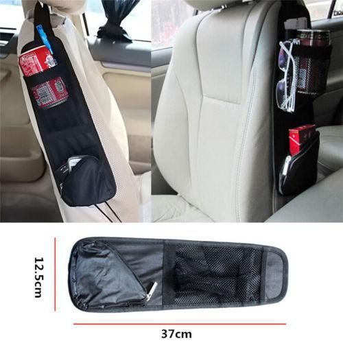 Car Seat Pocket Organizer