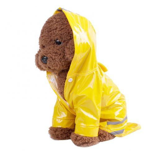 Pet Jacket Raincoat