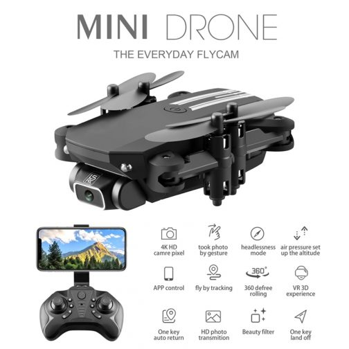 Mini Drone 4k HD Wide Angle Camera