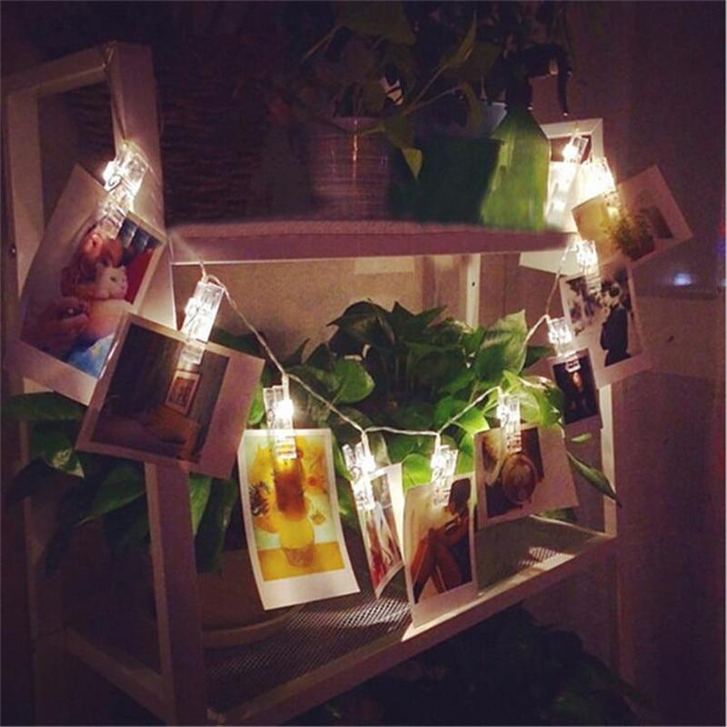 Photo Clip Light