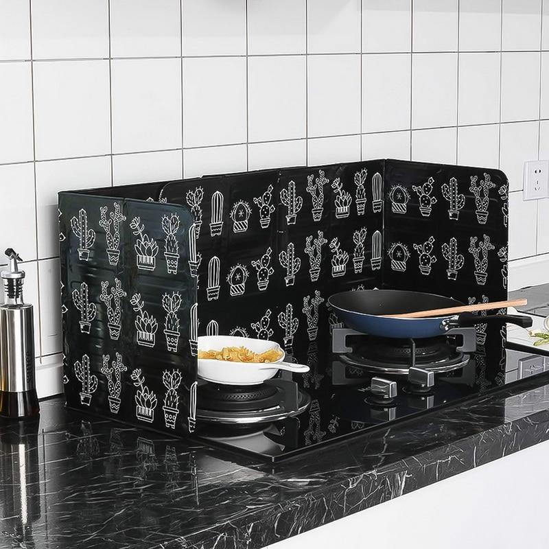 Kitchen Oil Splash Guard