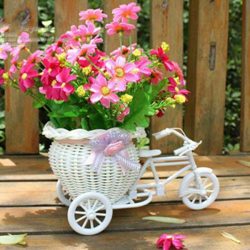 Bicycle Decorative Flower Basket