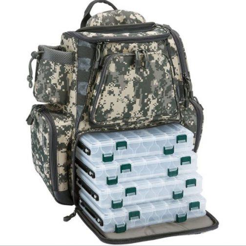 Fishing Tackle Backpack