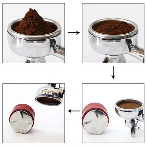 Stainless Steel Coffee Tamper
