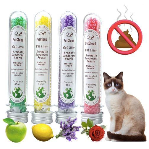Aromatic Cat Litter Deodorant Beads