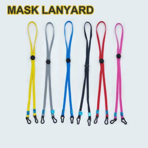Adjustable Face Mask Lanyard