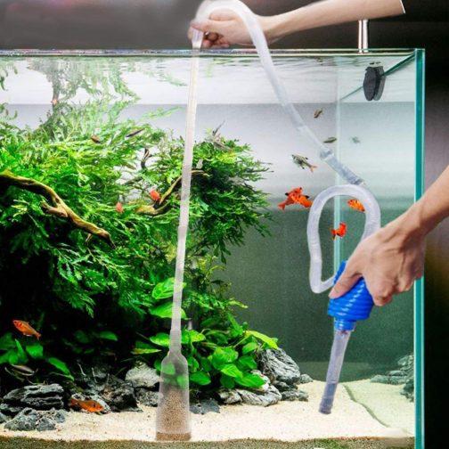 Aquarium Siphon Water Changer