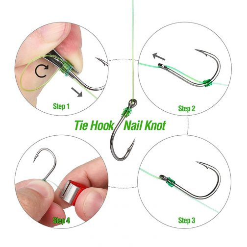 Fast Quick Tying Knot Tool