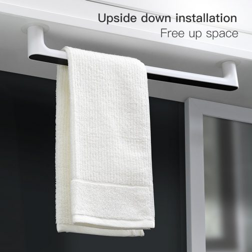 Self-adhesive Towel Holder Rack