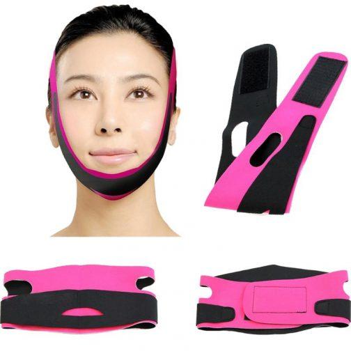 Face Slim V-Line Lift Up Belt