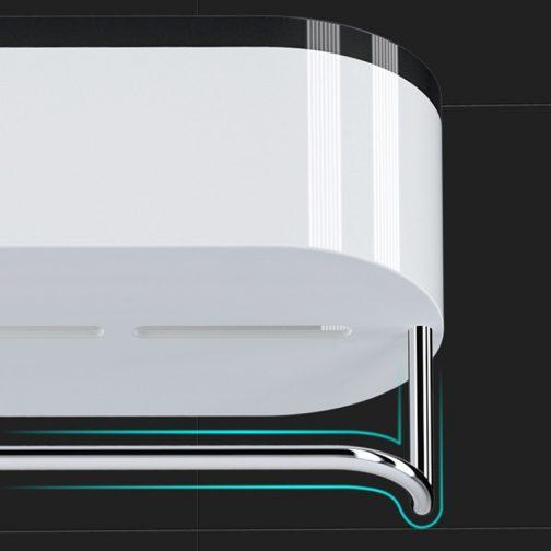 Bathroom Wall-mounted Storage Organizer