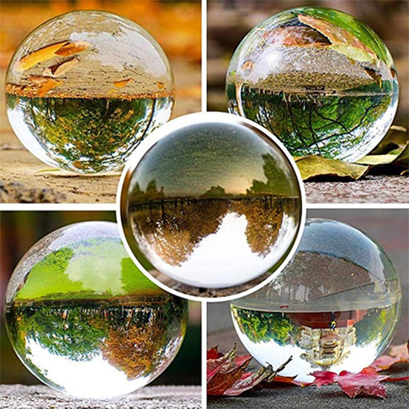 Crystal Lens Ball