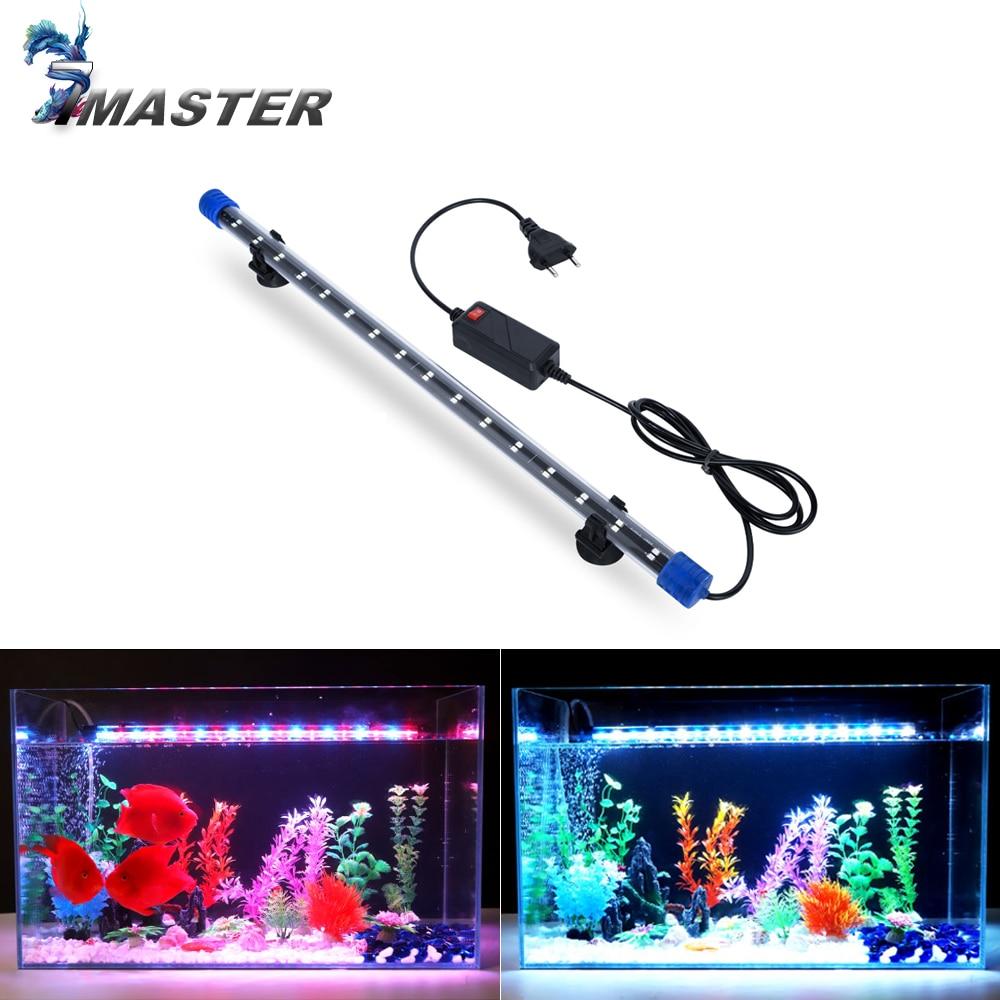 Submersible Aquarium Light Lamp