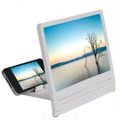 Universal Magnifier Glass 3D Movie Screen HD Amplifier