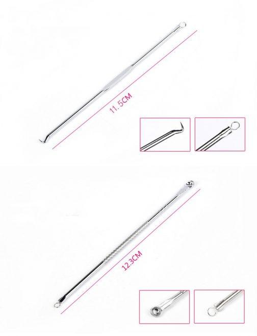 Acne Blackhead Removal Needles
