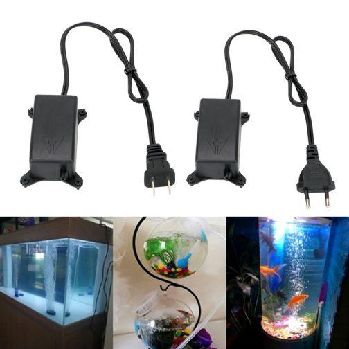 Ultra Low Noise Aquarium Air Pump