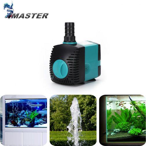 Ultra-Quiet Aquarium Water Pump