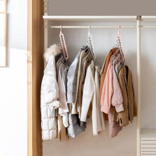 Magic Clothes Drying Rack