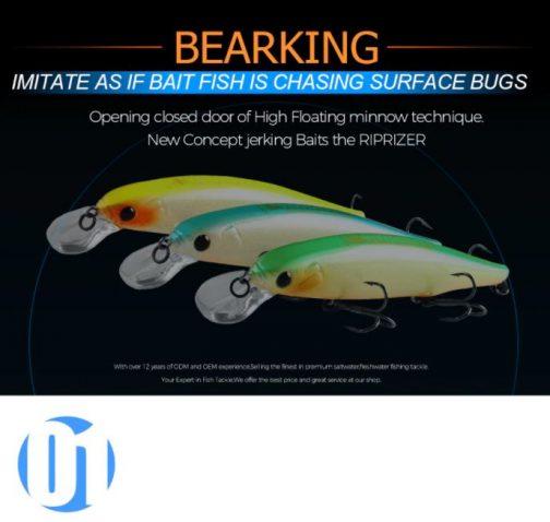 Bearking Riprizer 110 Fishing Lure