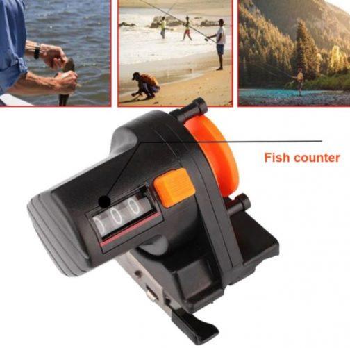 Fishing Line Depth Finder Counter
